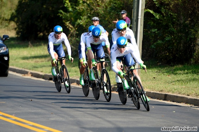 2015, World Championship Team Time Trial, Orica GreenEdge 2015, Durbridge Luke, Richmond