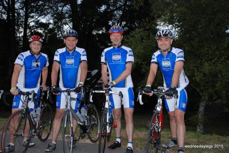 GHD team 005