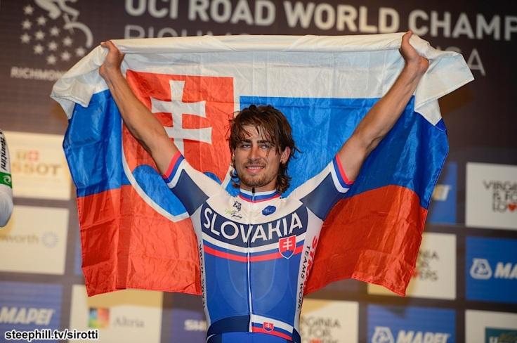 2015, World Championships elite, Tinkoff - Saxo 2015, Sagan Peter, Richmond