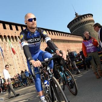 19-03-2016 Milano - Sanremo; 2016, Etixx - Quick Step; Boonen, Tom; Milano;