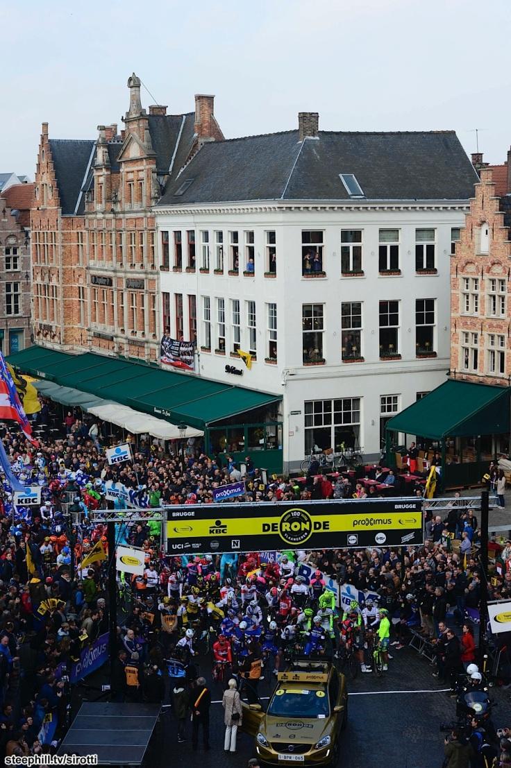 03-04-2016 Tour Des Flandres; Brugge;