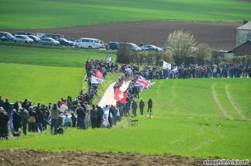 10-04-2016 Paris - Roubaix; Troisvilles A Inchy;