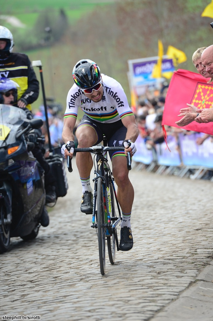 03-04-2016 Tour Des Flandres; 2016, Tinkoff; Sagan, Peter; Patersberg;