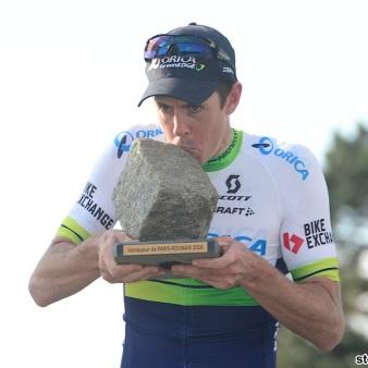 10-04-2016 Paris - Roubaix; 2016, Orica Greenedge; Hayman, Michael Mathew; Roubaix;