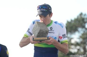 10-04-2016 Paris - Roubaix; 2016, Orica Greenedge; Hayman, Michael Mathew; Roubaix;