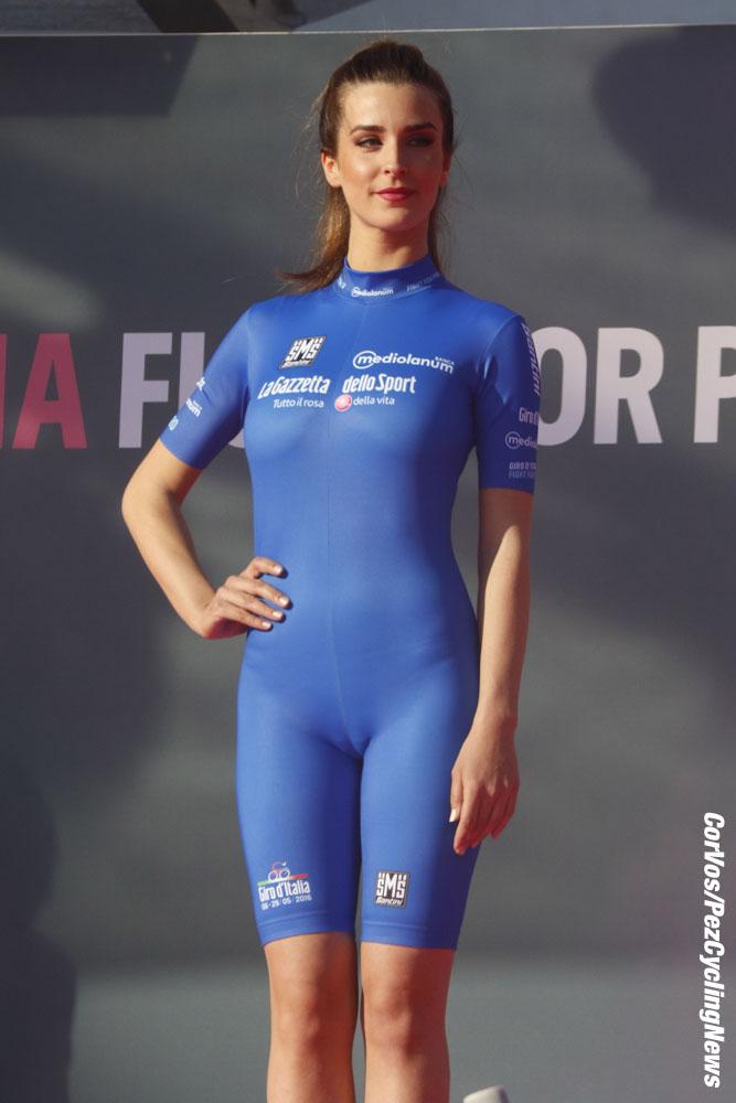 99th Giro d'Italia 2016 teampresentation