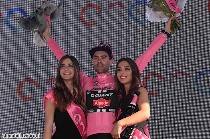 07-05-2016 Giro D'italia; Tappa 02 Arnhem - Nijmegen; 2016, Giant-alpecin; Dumoulin, Tom; Nijmegen;