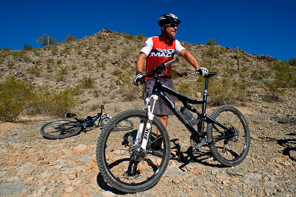 Tomac Bikes Press Camp 2011
