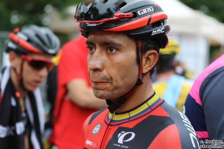 Darwin Atapuma Colombia BMC after finish