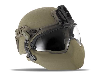 Military head ger