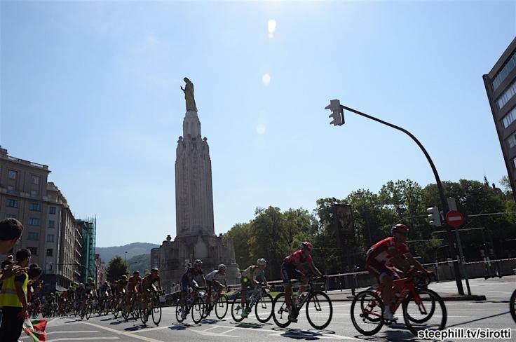 01-09-2016 Vuelta A Espana; Tappa 12 Los Corrales De Buelna - Bilbao; Bilbao;