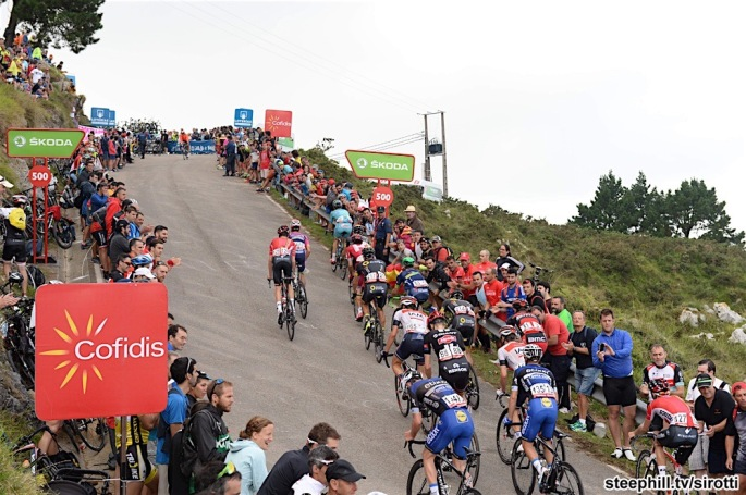 31-08-2016 Vuelta A Espana; Tappa 11 Colunga - Pena Cabarga; Pena Cabarga;