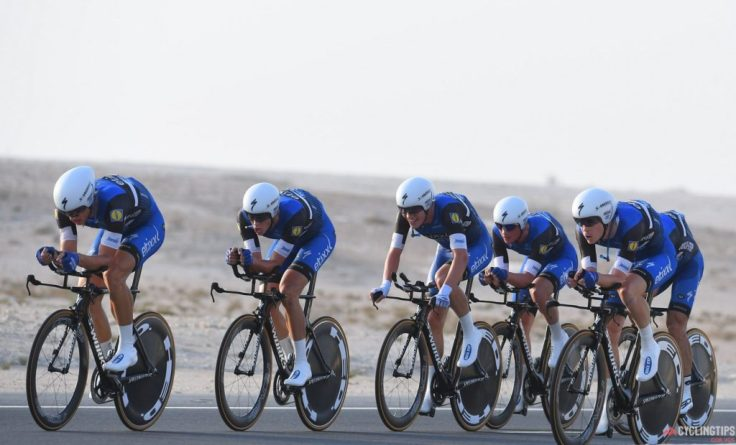 Road World Championships 2016 TTT men