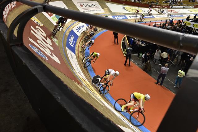 201115/ Lotto 6 daagse  Vlaanderen Gent /