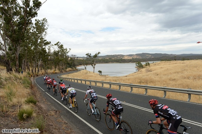 19-01-2016 Tour Down Under; Tappa 01 Prospect - Lyndoch;