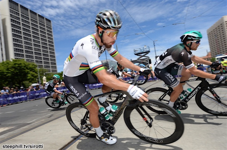 22-01-2017 Tour Down Under; Tappa 06 Adelaide City Council; 2017, Bora - Hansgrohe; Sagan, Peter; Adelaide;