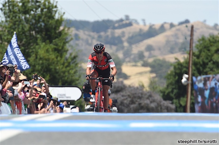 18-01-2017 Tour Down Under; Tappa 02 Stirling - Paracombe; 2017, Bmc Racing Team; Porte, Richie; Paracombe;