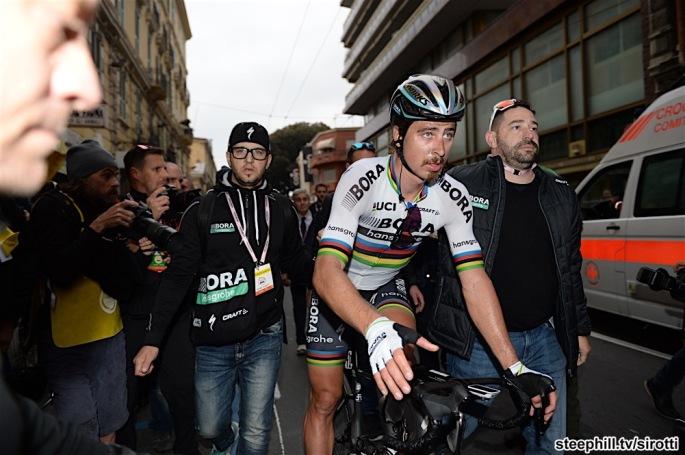 18-03-2017 Milano - Sanremo; 2017, Bora - Hansgrohe; Sagan, Peter; Sanremo;