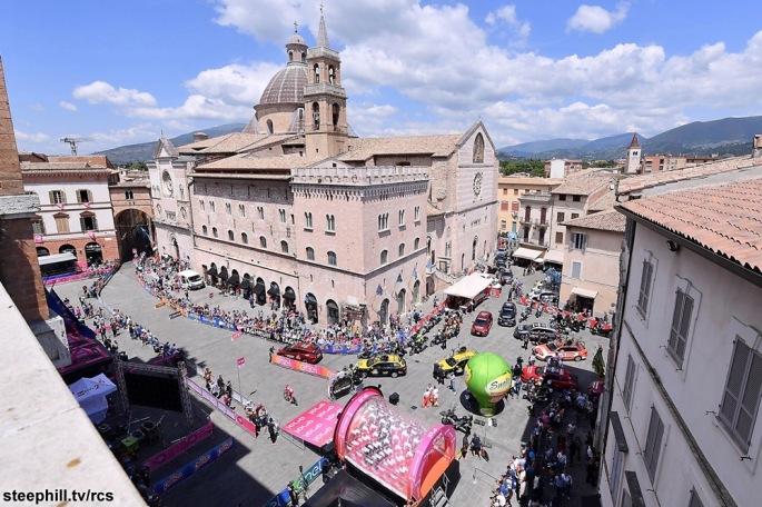 Giro d'Italia 2017 - 100a edizione -  Tappa 10 - da Foligno a Montefalco - ITT - 39