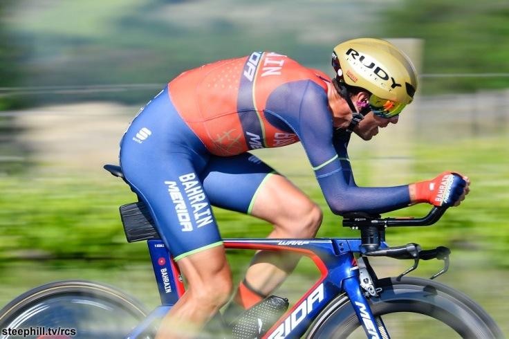 Giro d'Italia 2017 - 100a edizione -  Tappa 10 - da Foligno a Montefalco - ITT - 39,8 km ( 24,7 miglia )