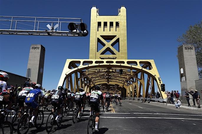 AMGEN Tour of California - Stage 1 Men's: Sacramento