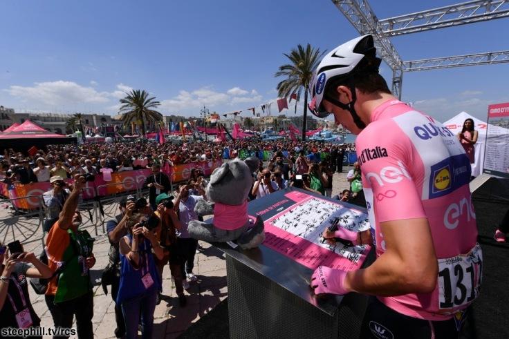 Giro d'Italia 2017 - 100a edizione - Molfetta-Peschici