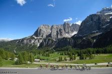 Foto LaPresse - Fabio Ferrari 25/05/2017 Ortisei, Bozano (Italia) Sport Ciclismo Giro d'Italia 2017 - 100a edizione - Tappa 18 - da Moena (Val di Fassa) a Ortisei - 137 km ( 85 miglia ) Nella foto:- Photo LaPresse - Fabio Ferrari May 25, 2017 Ortisei, Bozano ( Italy ) Sport Cycling Giro d'Italia 2017 - 100th edition - Stage 18 - Moena (Val di Fassa) to Ortisei - 137 km ( 85 miles ) In the pic:-