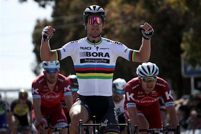 AMGEN Tour of California - Stage 3 Men's: Pismo Beach to Morro Bay