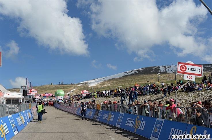 14-05-2017 Giro D'italia; Tappa 09 Montenero Di Bisaccia - Blockhaus; Blockhaus;