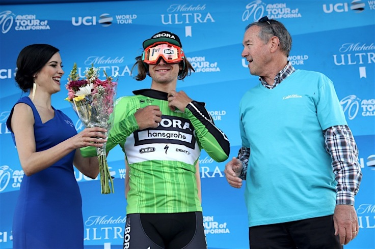AMGEN Tour of California - Stage 3 Men's: Pismo Beach to Morro Bay