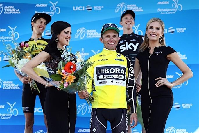 AMGEN Tour of California - Stage 2 Men's: Modesto to San Jose