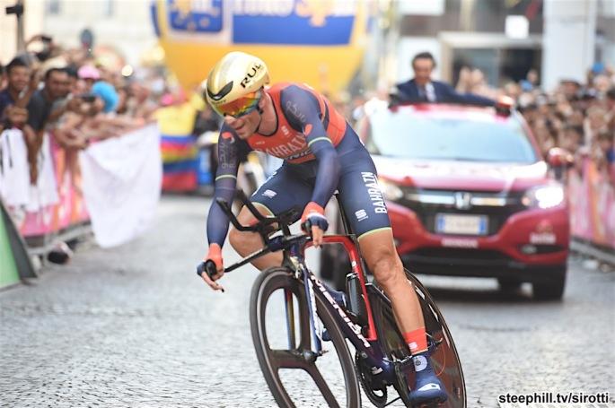 28-05-2017 Giro D'italia; Tappa 21 Monza - Milano; 2017, Bahrain - Merida; Nibali, Vincenzo; Milano;