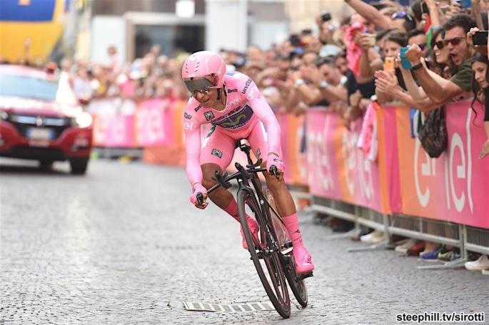 28-05-2017 Giro D'italia; Tappa 21 Monza - Milano; 2017, Movistar; Quintana Rojas Nairo, Alexander; Milano;