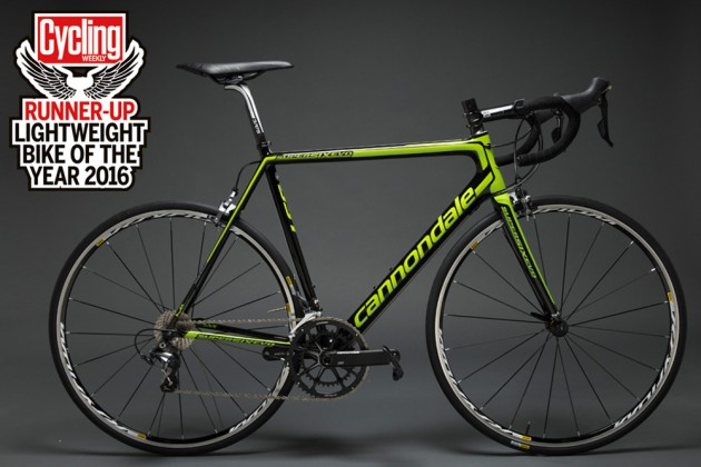 Cannondale-supersix-evo-runner-up-best-lightweight-bike-630x420