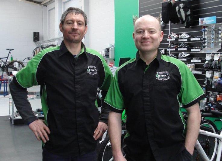 Pete & Andrew crop