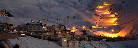 Ski holidays to Spain, Sierra Nevada