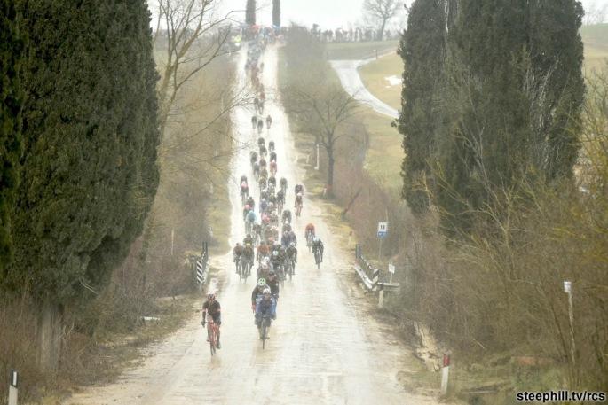 Strade Bianche 2018 - Gara uomini - da Siena a Siena - 184 km (114