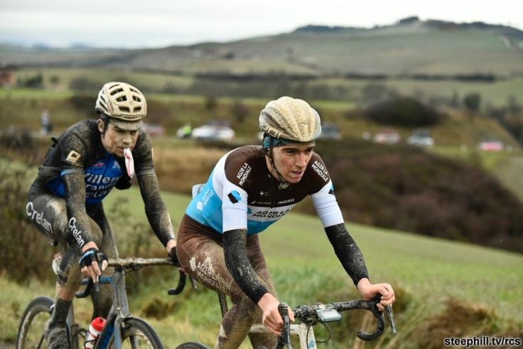 Strade Bianche 2018 - Gara donne - da Siena a Siena - 136 km (84