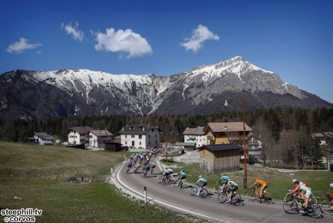 Tour of the Alps 2018, stage-2