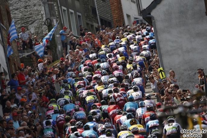 104th Liège - Bastogne - Liège 2018
