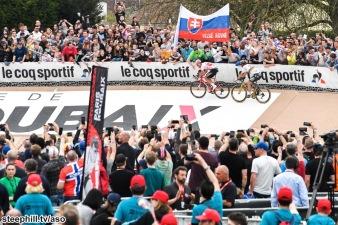 Paris-Roubaix 2018 - 08/04/2018 - Compiegne / Roubaix (257km) -