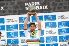 Parigi Roubaix 2018 - 116th Edition - Compiegne - Roubaix 257 km - 08/04/2018 - Peter Sagan (SVK - Bora - Hansgrohe) - photo Luca Bettini/BettiniPhoto©2018