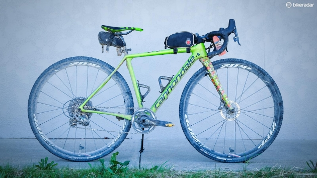 Kaitlin Keough_s 46cm SuperX in all of its post-Kanza grit and glory