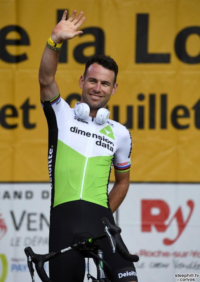 Team presentation of the 2018 Tour de France 2018