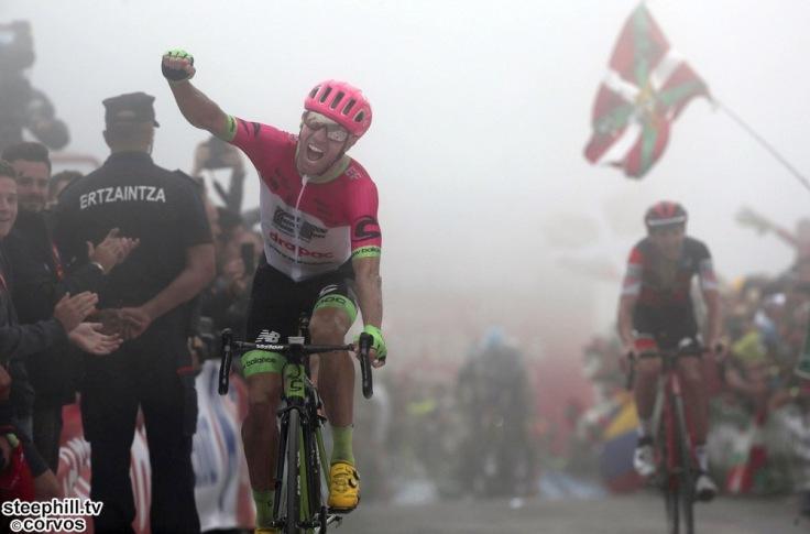 Vuelta ciclista a España (2.UWT) 2018 stage-17